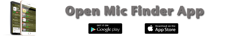 Open Mic Finder by OpenMic.US